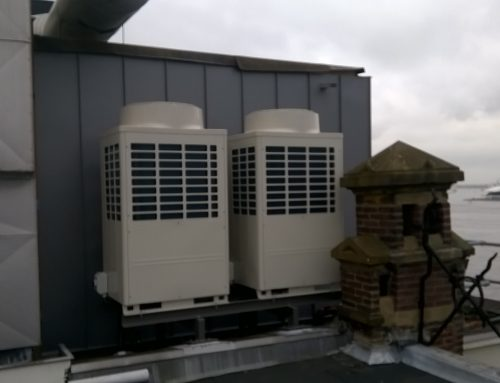 Toshiba airconditioning systeem