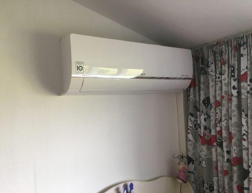 Airconditioning Multi-split systeem slaapkamers